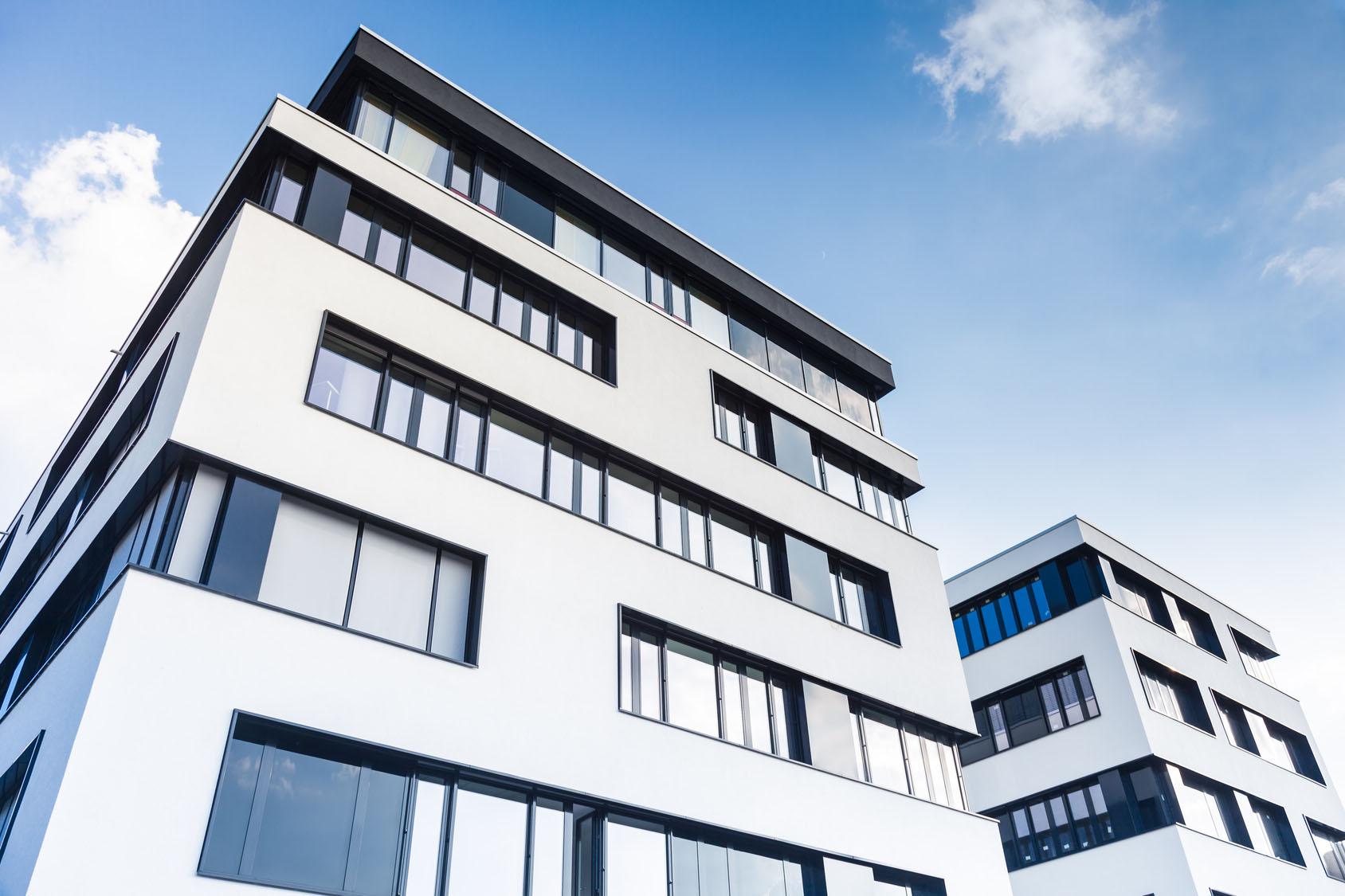 Property Managment – Modernes Bürogebäude